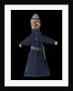 Puppet 'Policeman', part of Punch and Judy set by unknown