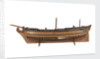 Navy Board model of yacht 'Plymouth' (1755) by unknown