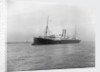 Passenger liner 'Orotava' (Br, 1889), Royal Mail Steam Packet Co. by unknown