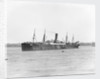 Photograph of a vessel by unknown
