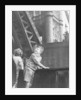 Delighted children on board the pleasure steamer 'Golden Eagle'as it passes beneath Tower Bridge by unknown