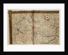 Map of Northolt, Harrow and Wembley by John Rocque