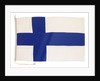 National flag of Finland (after 1918) by unknown