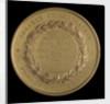Large Gold medal, Société Géographie, Paris, 1827 by Andrieu