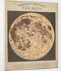 Telescopic appearance of the moon (backlit) by James Reynolds