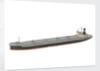 Cargo vessel; Oil tanker by Reginald Carpenter