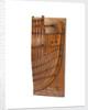 Sectional model; Bow model; Frame model; Plank-on-frame by Robert Seppings