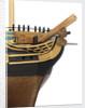 80-gun two decker HMS 'Foudroyant' (1798) by Edgar Albert Benford
