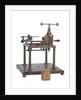 Boring machine model by Marc Isambard Brunel