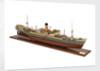 'City of Agra' (1936); Cargo vessel by William Denny & Bros Ltd
