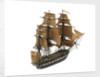 'Euryalus'; warship; 36 guns; frigate by William Haines