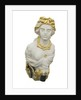 Medusa figurehead of HMS 'Implacable' by unknown