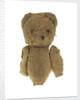 'Humphrey' teddy bear mascot by unknown