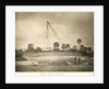 A slave dhow beached, Pemba 1890 by unknown
