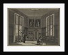 The Octagon room of th Royal Observatory, Greenwich by Francis Place