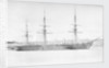 HMS 'Warrior' (1860) by unknown