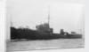Torpedo boat destroyer HMS 'Waveney' (1903) by unknown