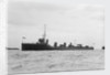 Torpedo boat destroyer HMS 'Mohawk' (1907) by unknown