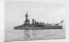 Coast defence battleship 'Drottning Victoria' (Swe, 1917) by unknown