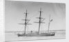 Wooden screw gun vessel HMS 'Woodlark' (1871) by unknown