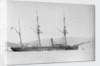 Composite screw gun vessel HMS 'Flamingo' (1876) by unknown