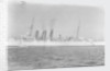 Heavy cruiser HMS 'Norfolk' (1928), close up amidships by unknown