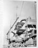 HMS 'Deperdussin' (1915) and light cruiser HMS 'Aurora' (1913) by unknown