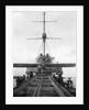 The Deperdussin Monoplane on the trial runway on board HMS 'Aurora' (1913) by Lieutenant Geoffroy William Winsmore Hooper