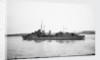 Destroyer HMS 'BEDOUIN' (1937) under way in the Firth of Forth by Anonymous