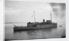 HMS 'Franklin' (Br, 1937), moored at Sheerness after the outbreak of war by unknown