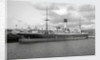 'Nestor' (Br. 1913), at Quayside, Glasgow by unknown