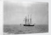 Steam yacht 'Sunbeam' (Br, 1874, Lord Brassey) at anchor off Spithead by unknown