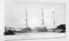 3 masted barque 'Blackadder' (No, 1870), at quayside by unknown