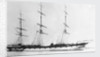 'Hereford' (Br, 1869) at anchor by unknown