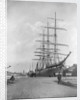 'Saragossa' (1902) at Dundee when new by unknown
