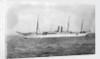 'Port Henderson' (Br, 1884) passenger/cargo liner, under way by unknown
