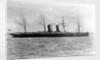 'Oregon' (1883) under way by unknown
