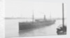 General cargo vessel 'Sultania' (Br, 1907), anchored and moored at Port Said by Anonymous