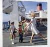Follow my leader' aboard the Union-Castle ship 'Windsor Castle' by Union Castle Line Collection