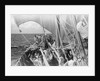 The 'Triumph of Righteousness' sailing for Kuwait by Alan Villiers