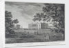 View of the Ranger's House in the Park and part of the town of Greenwich by George Robertson