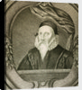 Mathematician John Dee (1527-1608) by unknown
