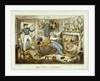 Billy Culmer & The Goose by George Cruikshank
