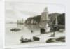 Britton Ferry, Glamorganshire by William Daniell