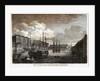 West India Import Dock by W. Clarke