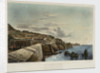 Gibraltar. From the New Mole, looking south by H.A. West