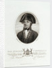 Hon. William Cornwallis Admiral of the Blue Squadron Rear Admiral of England by Daniel Gardner