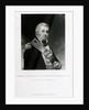 Admiral The Honourable Sir Alexeander Inglis Cochrane, G.C.B. by William Beechey