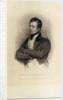Captain Marryat, R.N. C.B. by William Behnes