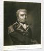 Edward Rotheram Esqr. Captain of HMS 'Royal Sovereign' in the Battle of Trafalgar on 21 October 1805 by Robert Pollard
